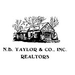 N.B. Taylor & Co., Inc. Realtors