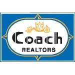 Listed by: Coach Real Estate Associates, Inc.