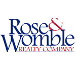 Listed by: Rose & Womble Realty Company