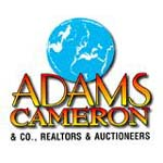 Listed by: Adams, Cameron & Co. Realtors & Auctioneers