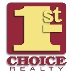 Listed by: 1st Choice Realty, Inc.