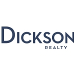 Listed by: Dickson Realty